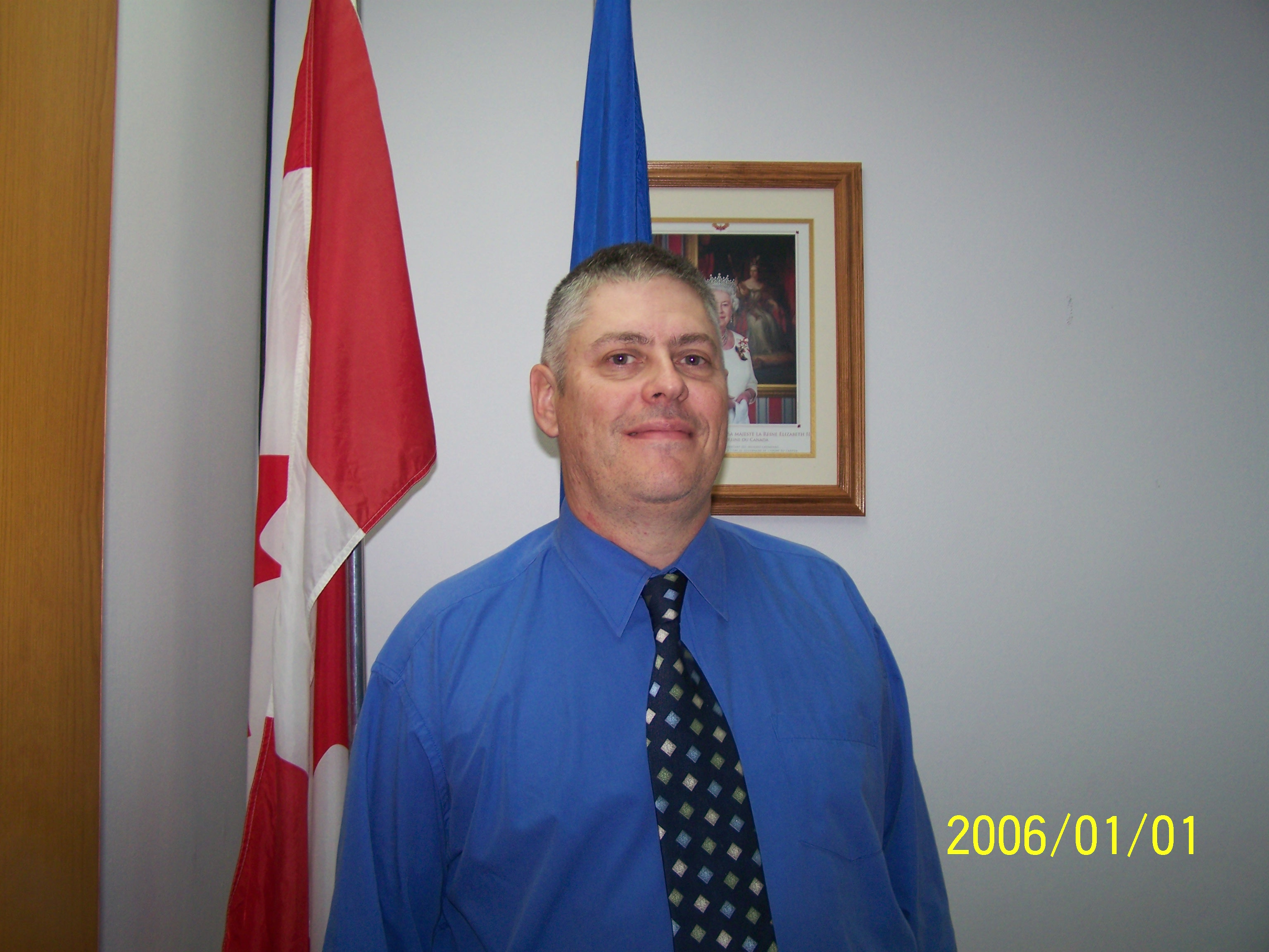 Mayor Rob Fehr